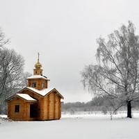 Часовня в Деревне Федора Конюхова