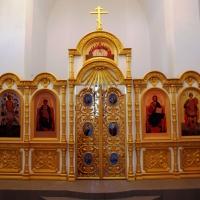Открытие российско-грузинского храма в п. Царицыно Городищенского р-на Волгоградской области