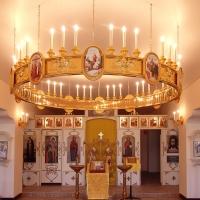 Хорос в Церковь во имя Спаса Нерукотворного