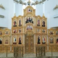 Храм в честь Всех Святых в городе Меленки Владимирской области.