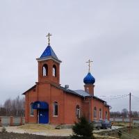 Купол и шатер в село Левинка Тульской области