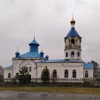 Купол и шатер в село Новопокровское Тульской области