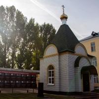 Купол на часовню в г. Саратов