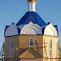 Построен быстровозводимый храм в Республике Казахстан