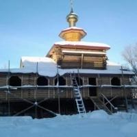 В г.Палласовка на пожертвования местных жителей возводится часовня Святой Блаженной Ксении Петербургской.